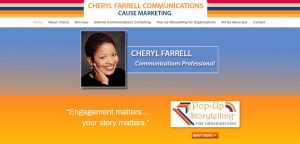 CHERYL FARRELL COMMUNICATIONS