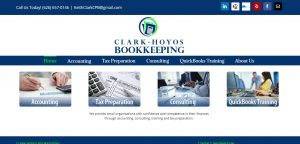 CLARK-HOYOS BOOKKEEPING