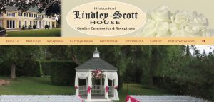 THE HISTORICAL LINDLEY SCOTT HOUSE