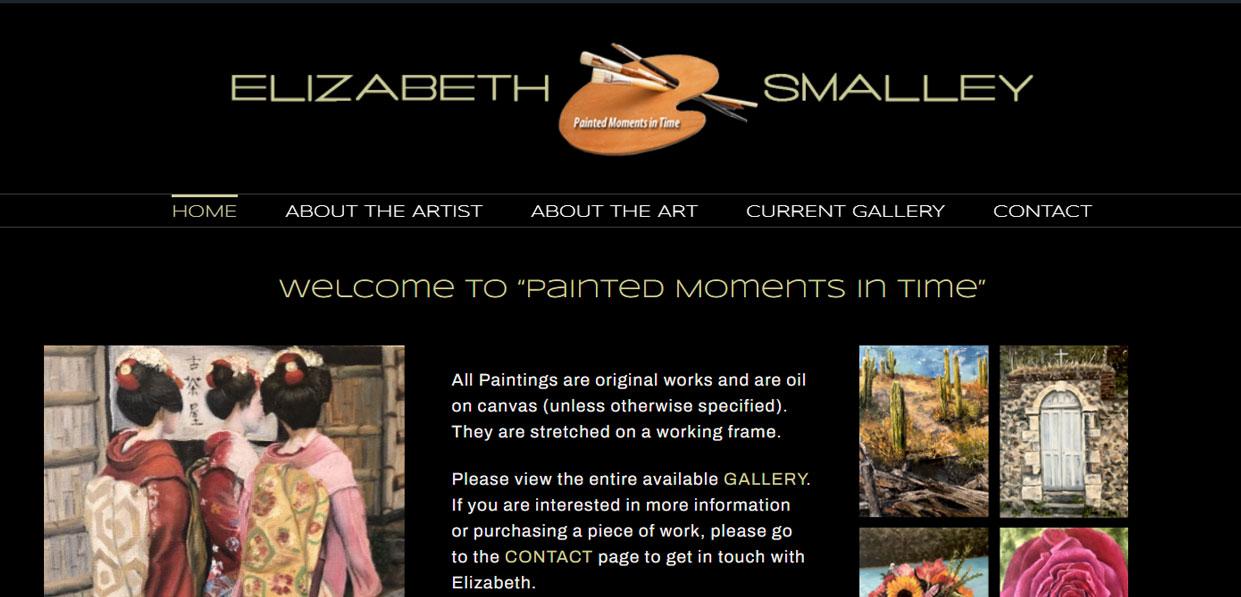 ELIZABETH SMALLEY - ARTIST
