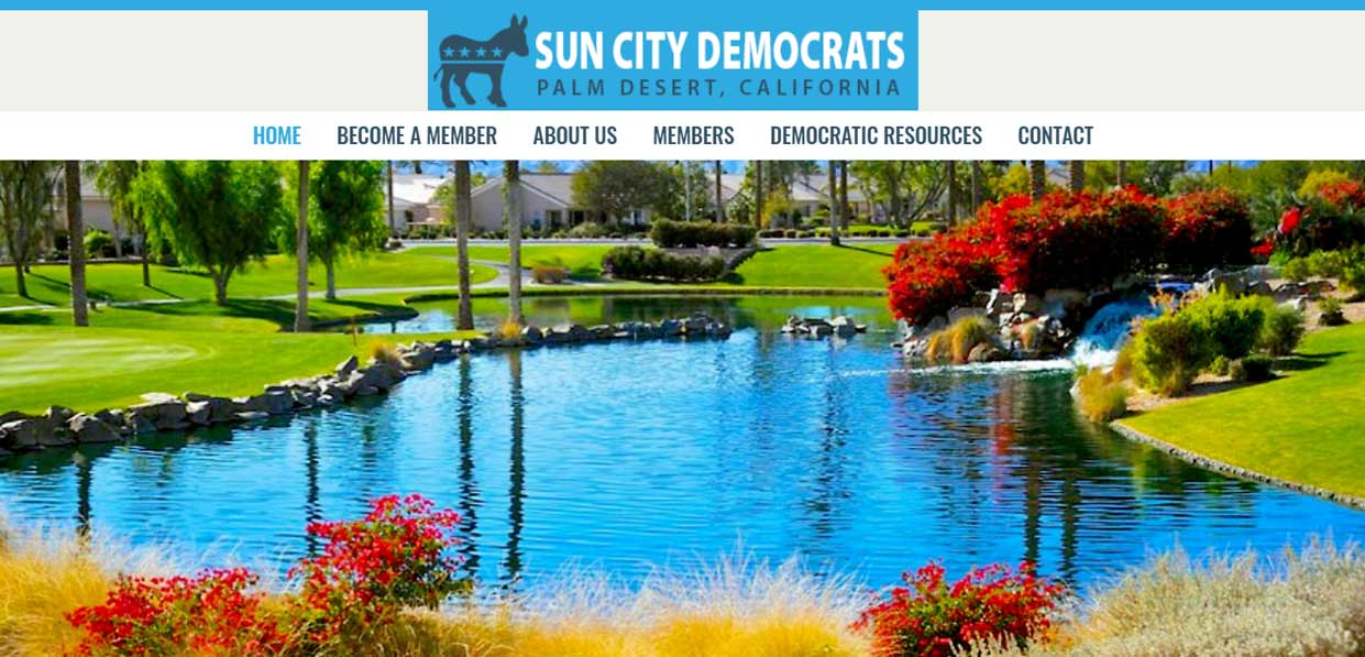 Sun City Palm Desert Democrats
